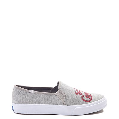 Main view of Womens Keds Double Decker MLB Cardinals™ Casual Shoe