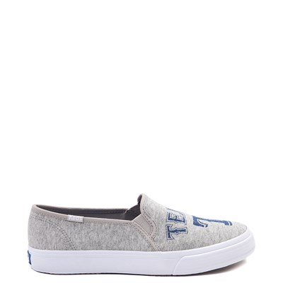 Main view of Womens Keds Double Decker MLB Rangers™ Casual Shoe - Gray