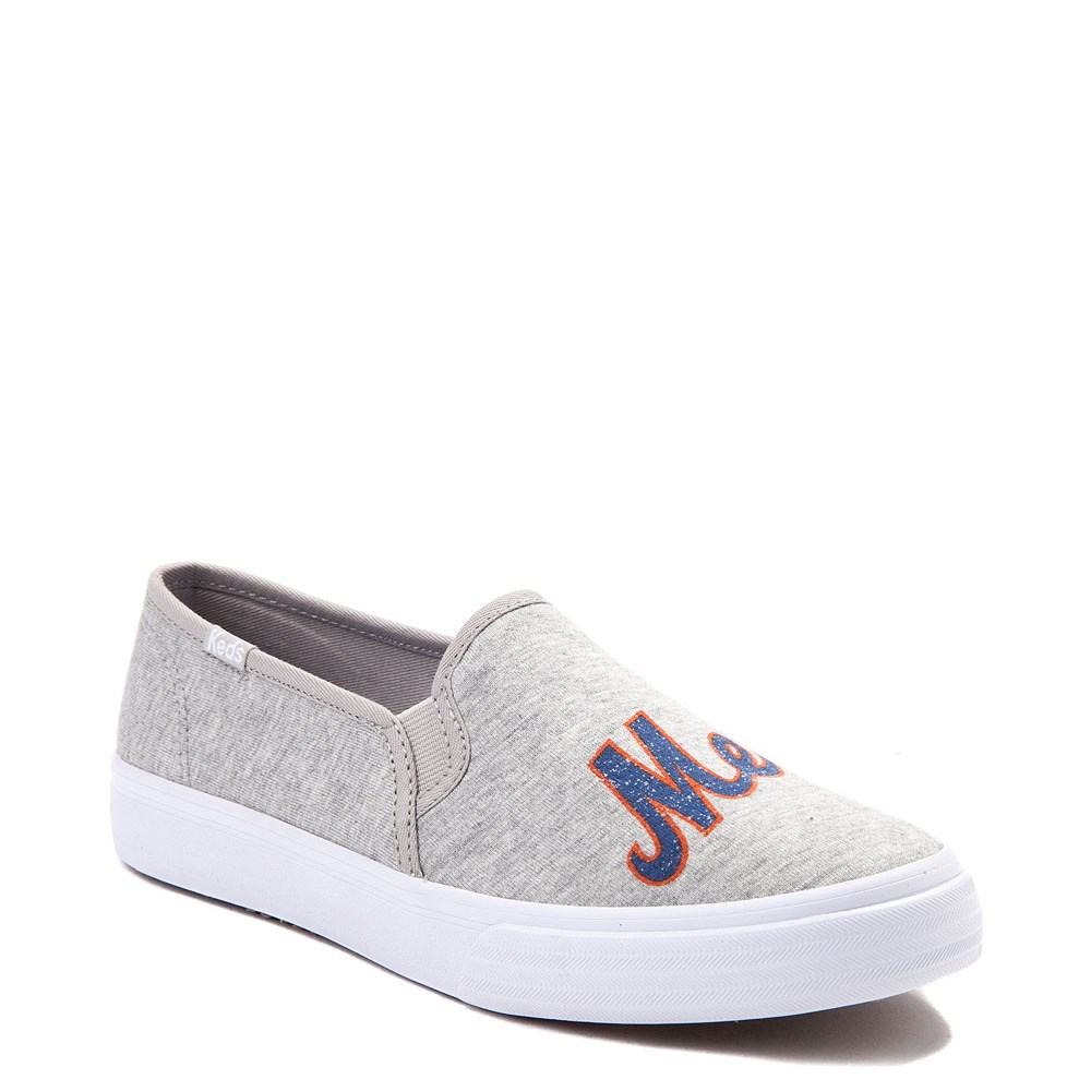 d03968669057b Womens Keds Double Decker MLB Mets trade  Casual Shoe