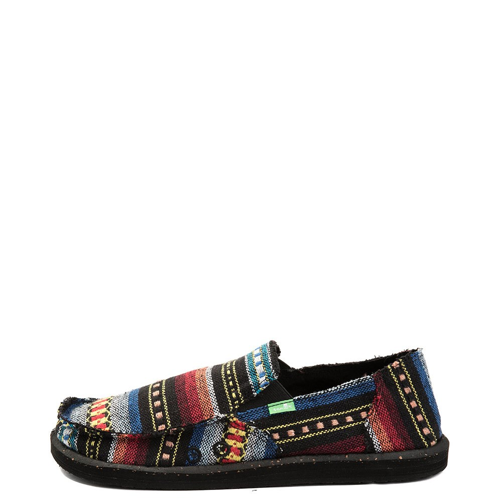 Mens Sanuk Vagabond Funk Slip On Casual Shoe