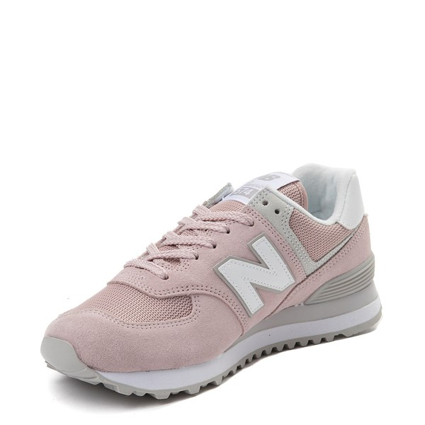 alternate view Womens New Balance 574 Classic Athletic ShoeALT3