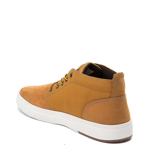alternate view Mens Timberland Davis Square Chukka Boot - WheatALT2
