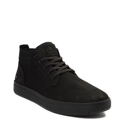 Alternate view of Mens Timberland Davis Square Chukka Boot - Black Monochrome