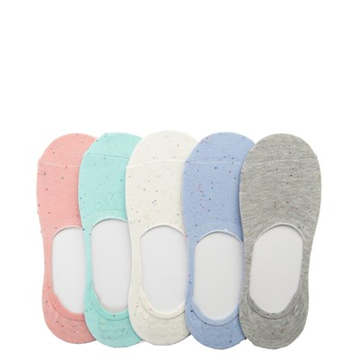 Main view of Womens Speckled Liners 5 Pack