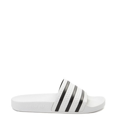 Main view of adidas Adilette Slide Sandal