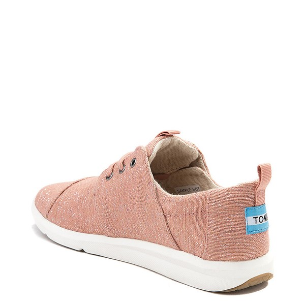alternate view Womens TOMS Del Rey Casual ShoeALT2