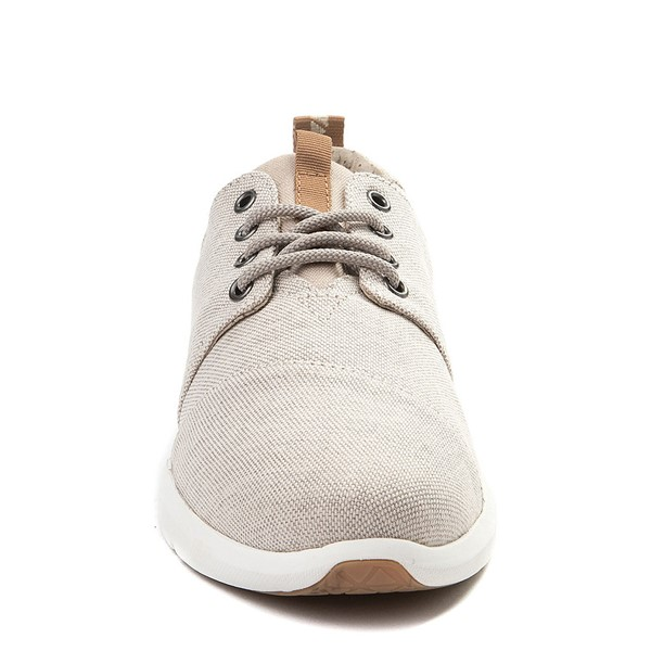 alternate view Mens TOMS Del Sur Casual Shoe - TanALT4