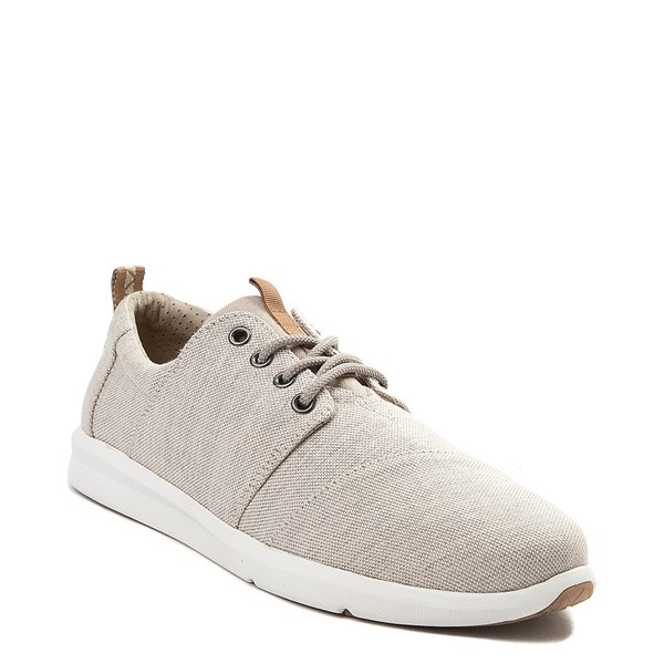 alternate view Mens TOMS Del Sur Casual Shoe - TanALT5