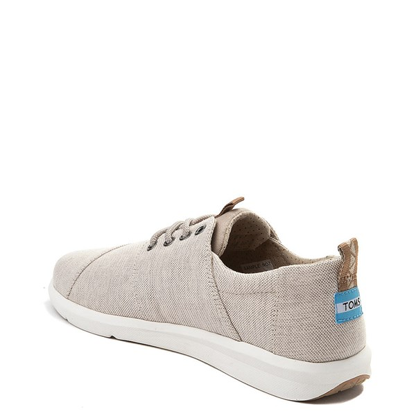 alternate view Mens TOMS Del Sur Casual Shoe - TanALT2
