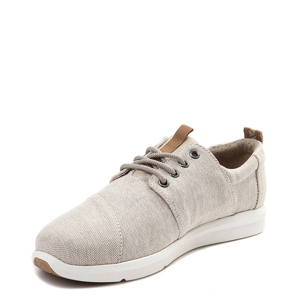 alternate view Mens TOMS Del Sur Casual Shoe - TanALT3
