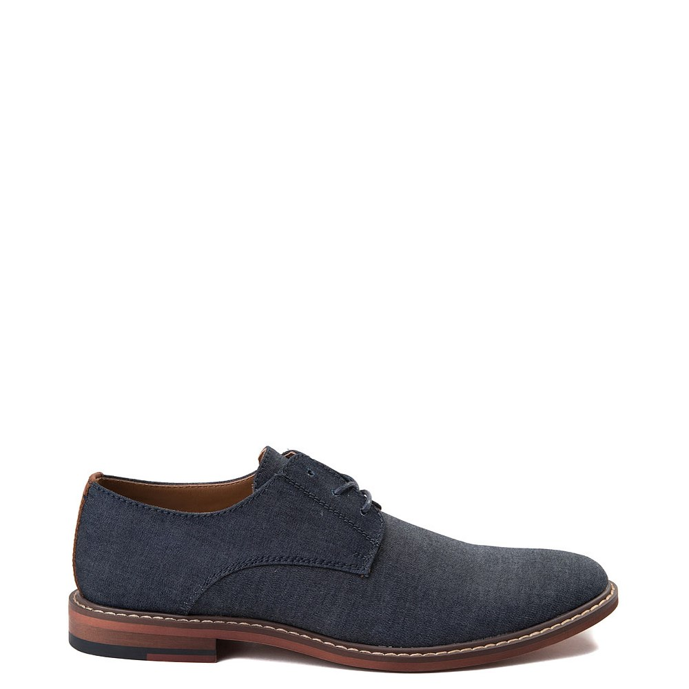 Mens J75 by Jump Primo Casual Dress Shoe - Dark Blue