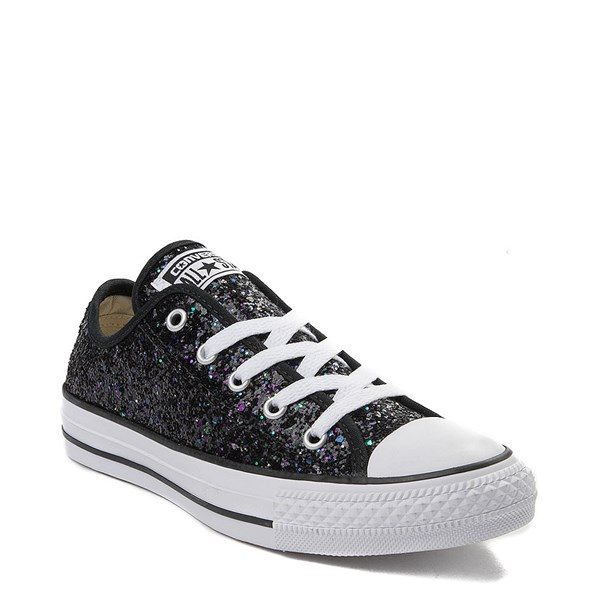 Alternate view of Womens Converse Chuck Taylor All Star Lo Glitter Sneaker