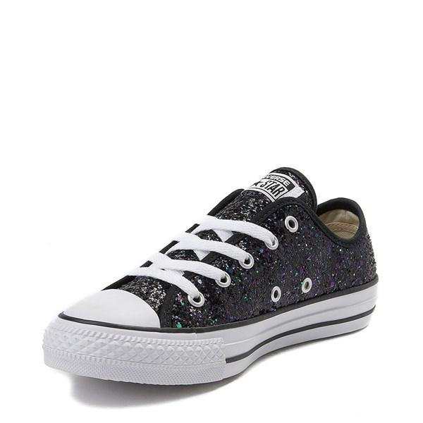 alternate view Womens Converse Chuck Taylor All Star Lo Glitter SneakerALT3