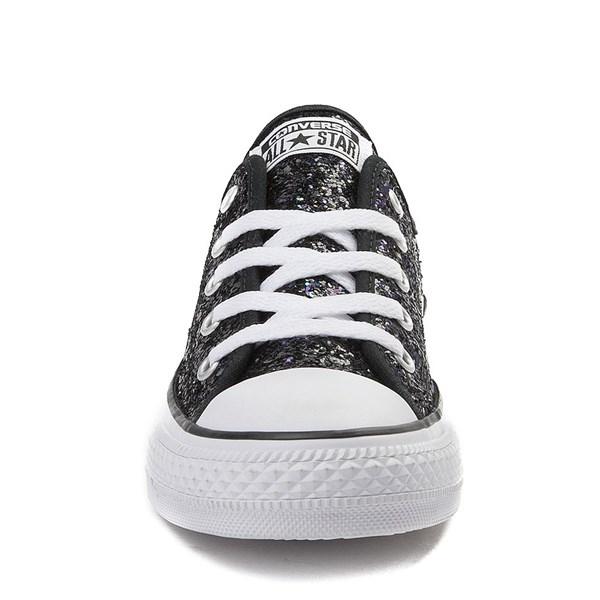 alternate view Womens Converse Chuck Taylor All Star Lo Glitter SneakerALT4