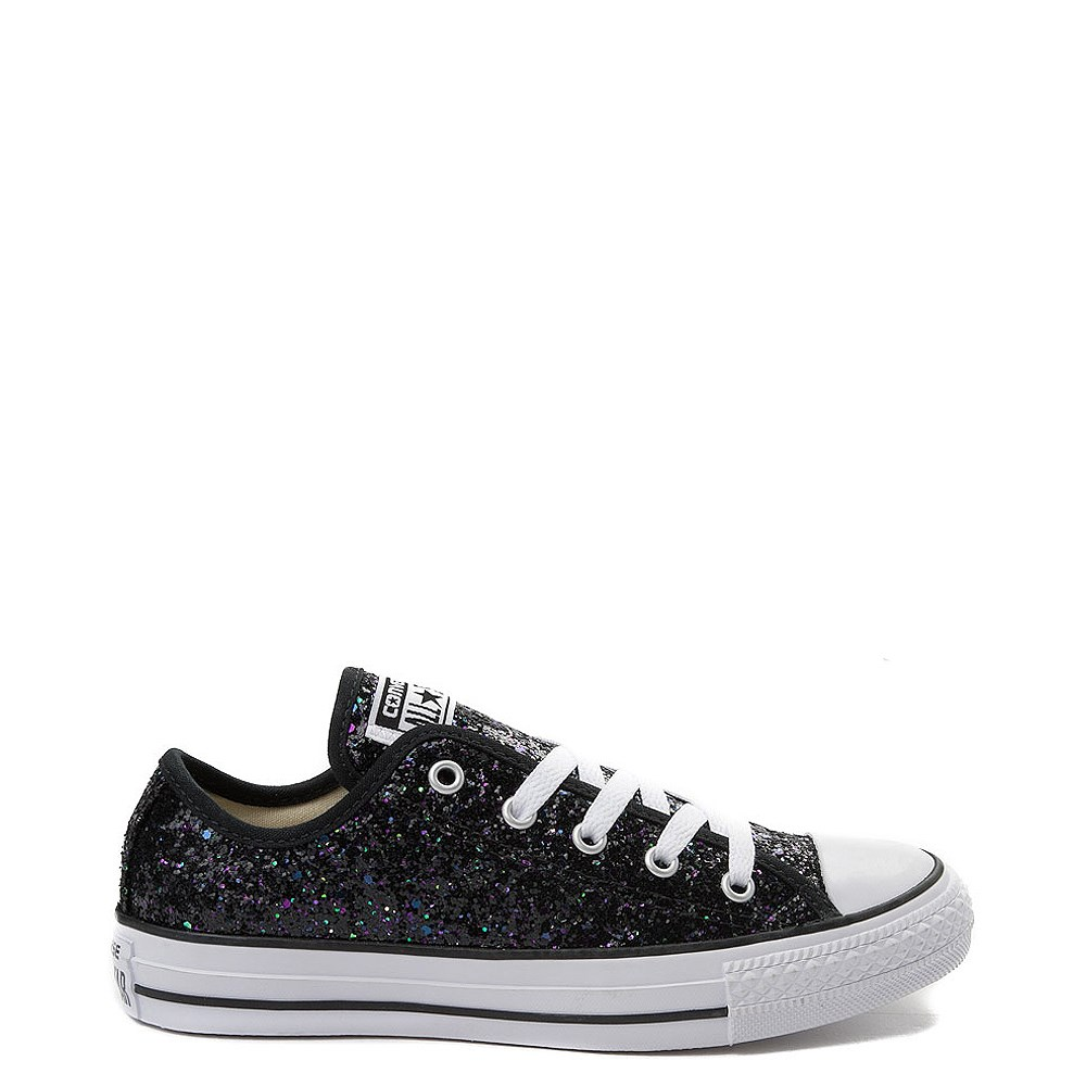 1ce56c7ce092 Womens Converse Chuck Taylor All Star Lo Glitter Sneaker | Journeys