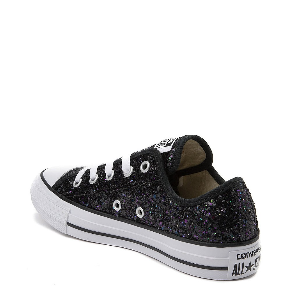 Converse Converse Chuck Taylor All Star Lo Glitter Sneaker from Journeys | ShapeShop