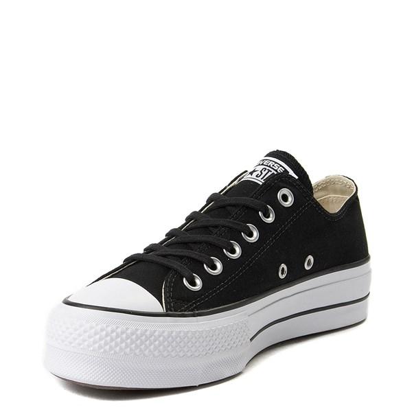 alternate view Womens Converse Chuck Taylor All Star Lo Platform SneakerALT3