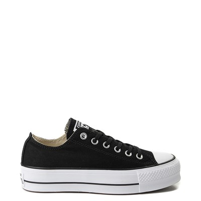 Main view of Womens Converse Chuck Taylor All Star Lo Platform Sneaker