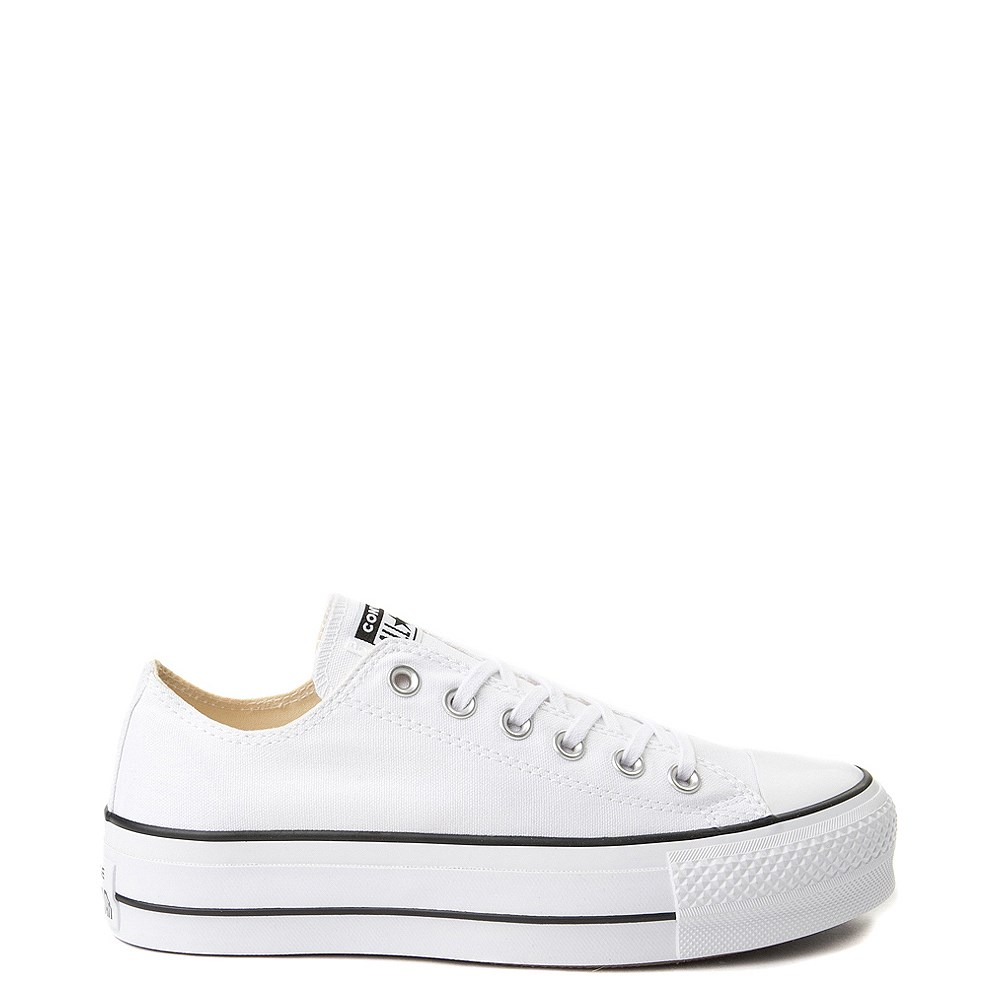 82615d420b alternate view Womens Converse Chuck Taylor All Star Lo Platform  SneakerALT5 · default view
