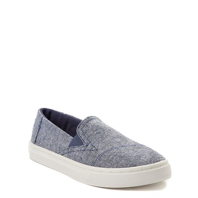 Alternate view of TOMS Luca Slip On Casual Shoe - Little Kid / Big Kid
