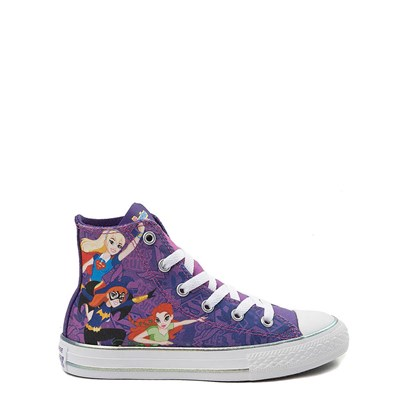 Youth Converse Chuck Taylor All Star Hi DC Comics Superhero Girls™ Sneaker