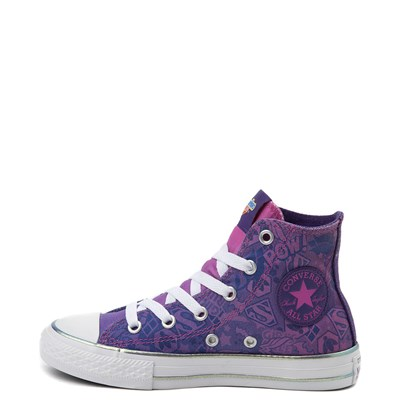 Alternate view of Youth Converse Chuck Taylor All Star Hi DC Comics Superhero Girls™ Sneaker