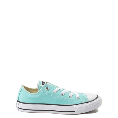Youth Light Blue Converse Chuck Taylor All Star Lo Sneaker