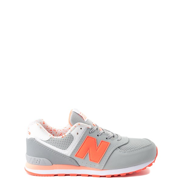 Default view of New Balance 574 Athletic Shoe - Big Kid