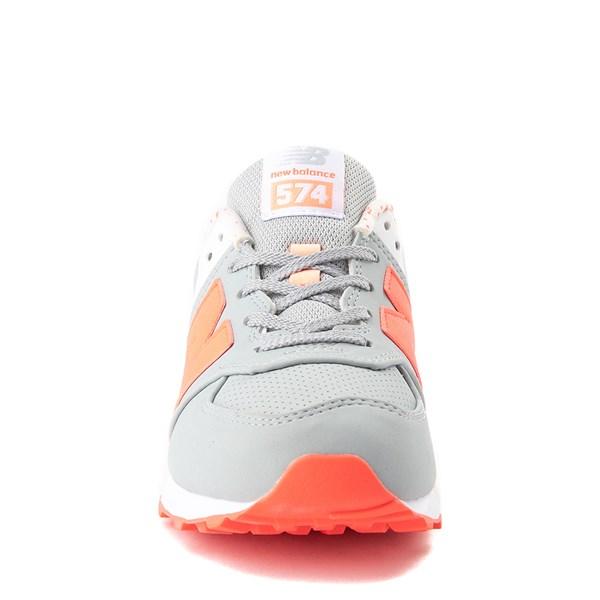 alternate view New Balance 574 Athletic Shoe - Big KidALT4
