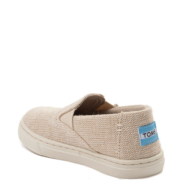 alternate view TOMS Luca Slip On Casual Shoe - Baby / Toddler / Little KidALT2