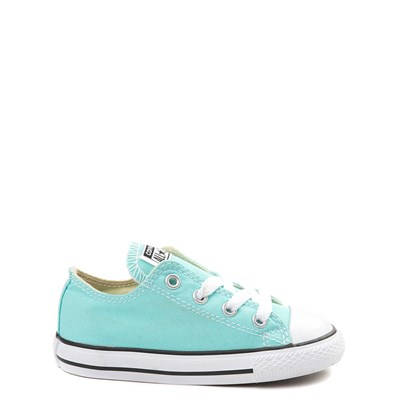 Main view of Infant/Toddler Converse Chuck Taylor All Star Lo Sneaker