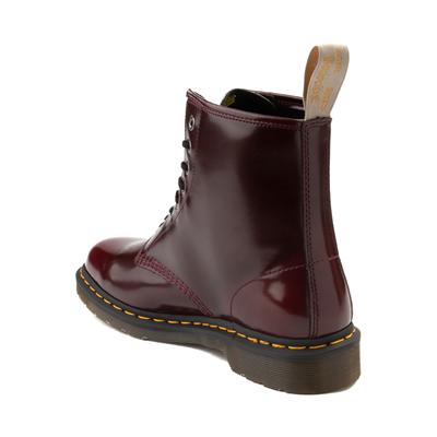 Alternate view of Dr. Martens 1460 8-Eye Vegan Boot - Burgundy