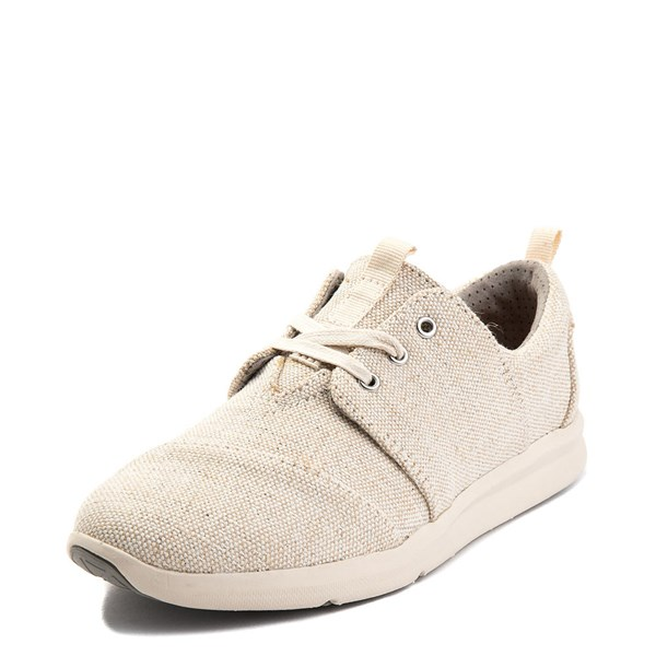 alternate view Womens TOMS Del Rey Casual ShoeALT1