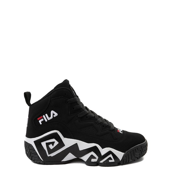 Main view of Fila MB Athletic Shoe - Big Kid - Black / White / Red