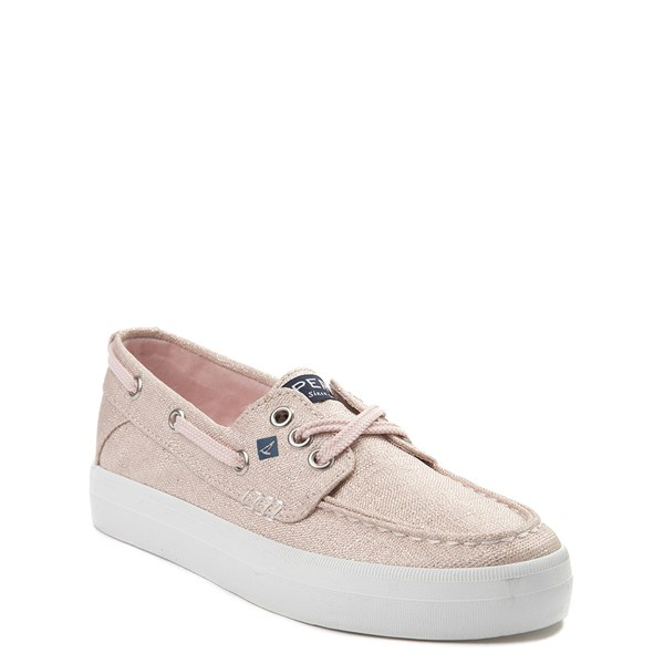 alternate view Sperry Top-Sider Crest Resort Boat Shoe - Little Kid / Big KidALT1