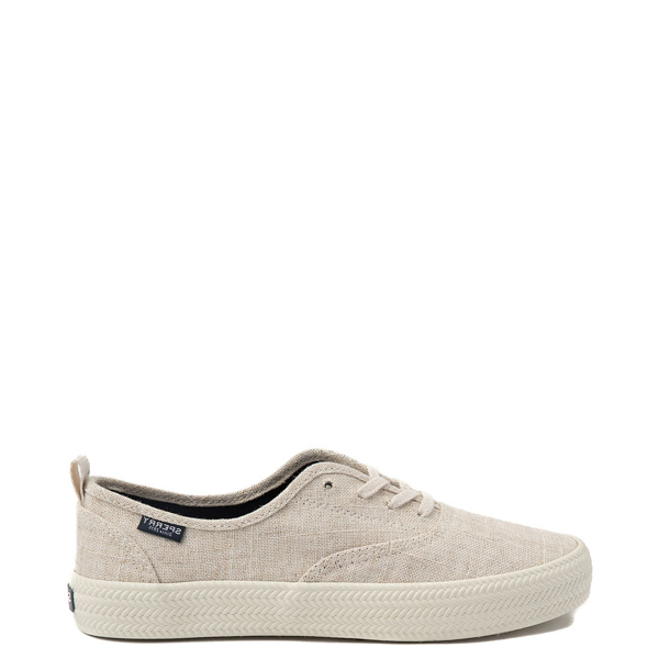 Womens Sperry Top-Sider Crest Knot Casual Shoe - Natural