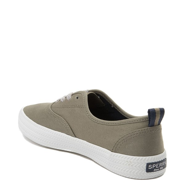 alternate view Womens Sperry Top-Sider Crest Knot Casual Shoe - OliveALT2
