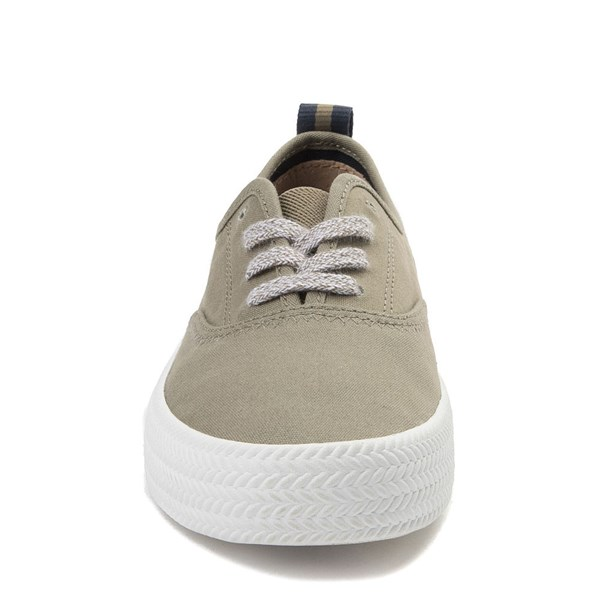 alternate view Womens Sperry Top-Sider Crest Knot Casual Shoe - OliveALT4