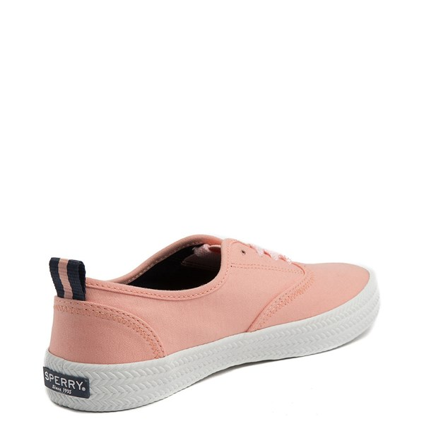 alternate view Womens Sperry Top-Sider Crest Knot Casual Shoe - CoralALT2
