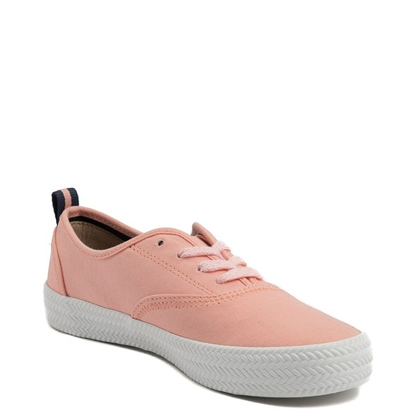 alternate view Womens Sperry Top-Sider Crest Knot Casual Shoe - CoralALT3