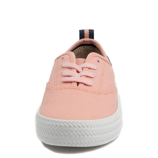 alternate view Womens Sperry Top-Sider Crest Knot Casual Shoe - CoralALT4