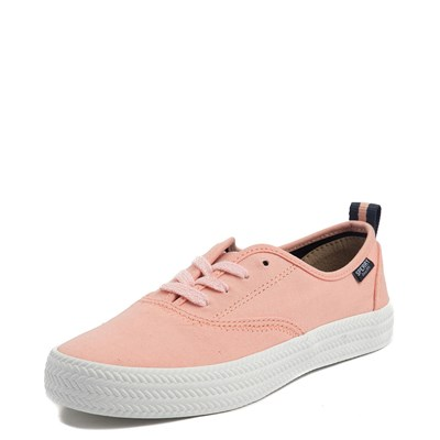 Alternate view of Womens Sperry Top-Sider Crest Knot Casual Shoe - Coral