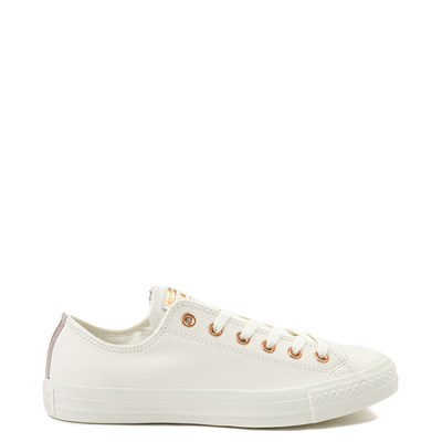 Main view of Converse Chuck Taylor All Star Lo Lux Leather Sneaker