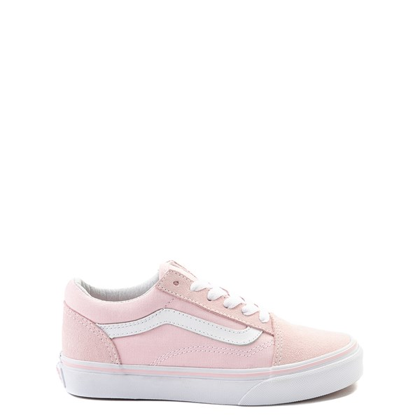 Vans Old Skool Skate Shoe - Little Kid / Big Kid - Light Pink
