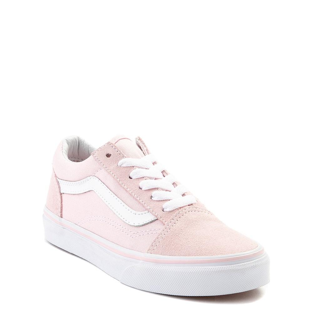 Vans Pink Kids Shoe |