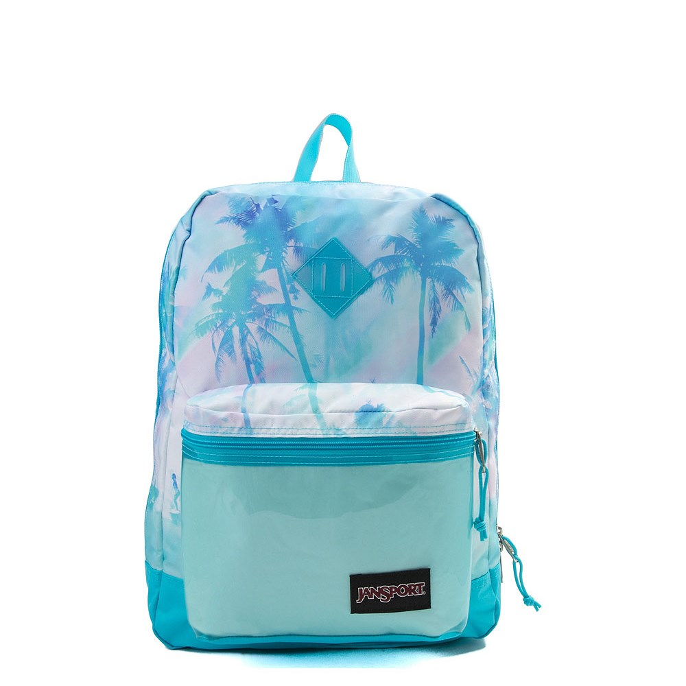 Jansport Super FX Psychic Blur Backpack