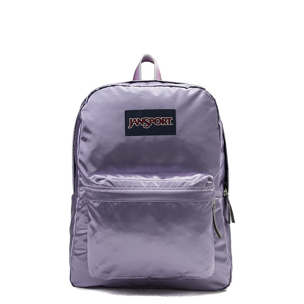 Jansport High Stakes Satin Backpack - Lavender