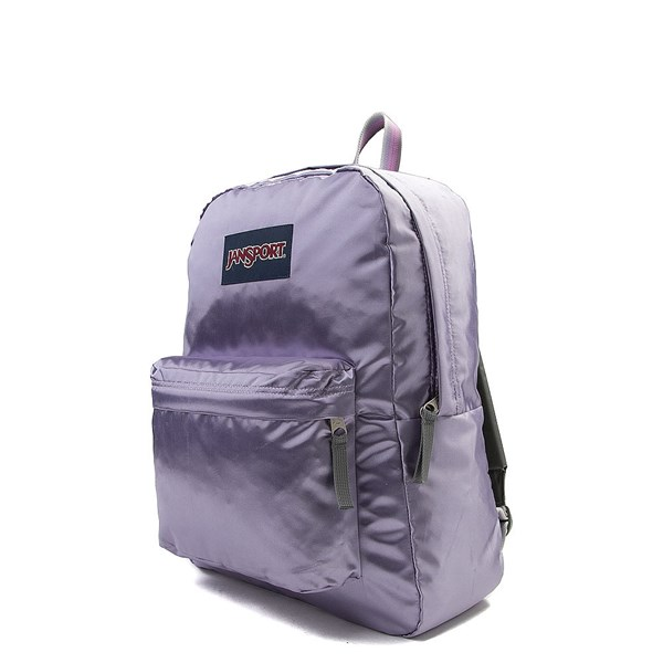 alternate view Jansport High Stakes Satin BackpackALT2