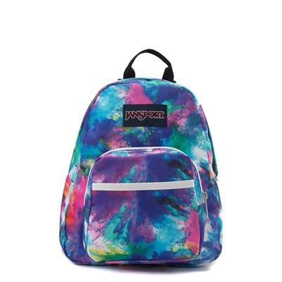 JanSport Half Pint Tie Dye Mini Backpack
