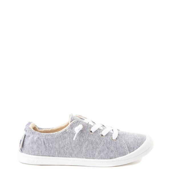 Womens Roxy Bayshore Casual Shoe - Gray